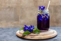 Butterfly pea herb