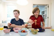 Is it good for your child to eat vegetarian?