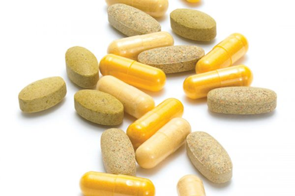 B vitamins combined with full benefits.